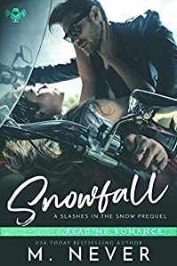 Snowfall by M. Never ebook deal
