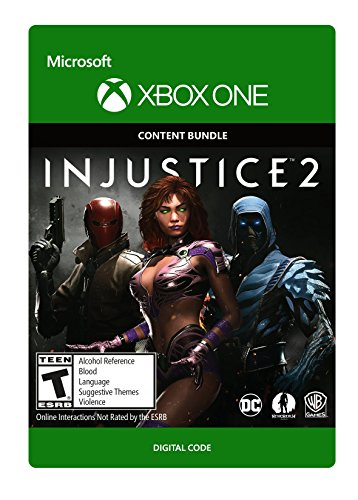 Injustice 2: Fighter Pack 1 - Xbox One [Digital Code] by