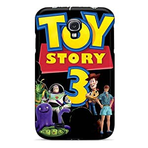 Hot WwvQE5151QNOvS Case Cover Protector For Galaxy S4- Toy Story 3 2010 Movie