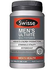 Swisse Ultivite Men's Multivitamin, 120ct