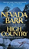Front cover for the book High Country by Nevada Barr