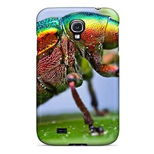Forever Collectibles Insect Beetle Hard Snap-on Galaxy S4 Case