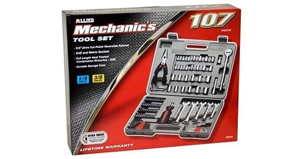 Amazon.com: Allied Tools - Juego de herramientas para ...