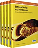 img - for Software Design and Development: Concepts, Methodologies, Tools, and Applications book / textbook / text book