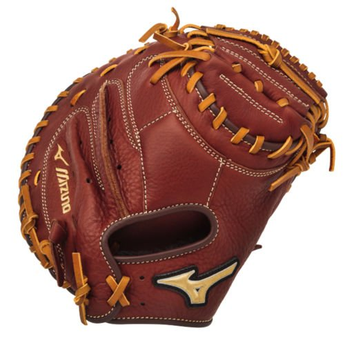 Mizuno Leather Catchers Glove - 7