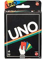 UNO Card Game - Retro Edition by Mattel