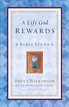 A Life God Rewards Bible Study - Leaders Edition (Breakthrough Series) 1590520114 Book Cover