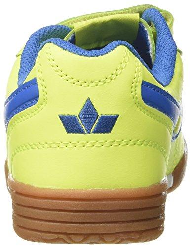 Geka Multisport Bernie VChaussures blau Lemon Adulte Indoor Jaunelemon Mixte blau wXuPZTOkil