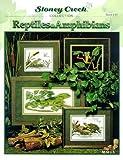 Reptiles and Amphibians - Cross Stitch Pattern