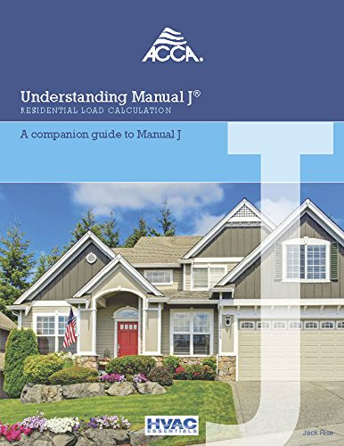 Understanding Manual J Residential Load Calculation, a Companion Guide to Manual J