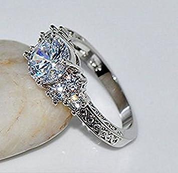 Review Sumanee Diamond White Sapphire