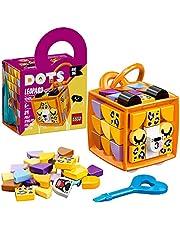 LEGO 41929 DOTS Tassenhanger Luipaard Knutselpakket voor Kinderen die Graag Knutselen, DIY Kunst Accesoireset