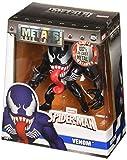 """Jada Toys Metals Figura de Acción Spiderman Venom, 4"""""""