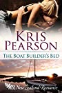 The Boat Builder's Bed: Sexy New Zealand romance (The Wellington Series Book 1)