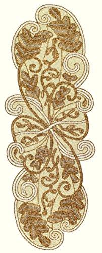 Beaded Leaf - 2