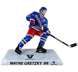 NHL New York Rangers Wayne Gretzky Player Replica