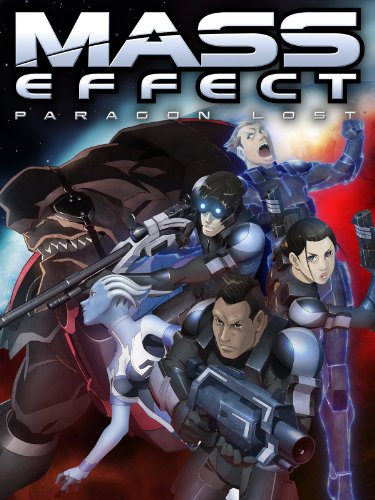 (Mass Effect:Paragon Lost )