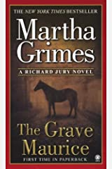 The Grave Maurice (Richard Jury Mysteries Book 18) Kindle Edition