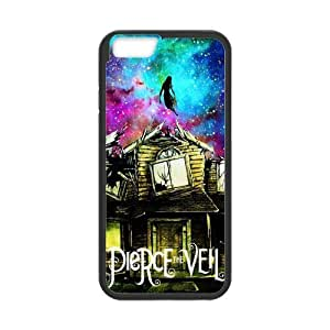 Fashion Pierce the Veil Gel Rubber Phone Case Cover for iPhone 6 4.7inch