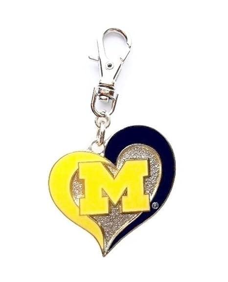Amazon.com: Cielos joyería Universidad de Michigan ...
