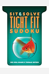 Sit & Solve® Tight Fit Sudoku (Sit & Solve® Series) Paperback