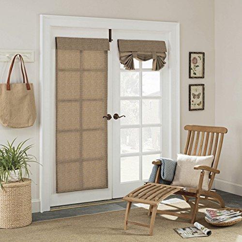 Parasol 15930026068CAM Key Largo 26-Inch by 68-Inch Patio Indoor / Outdoor French Single Door Panel, - French Blinds Door Panel