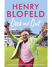 Over and Out: My Innings of a Lifetime with Test Match Special
