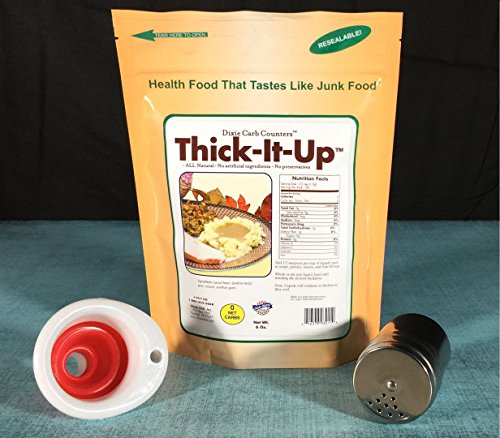 - CarbSmart Dixie Carb Counters Thick It Up Low-Carb Thickener Kit