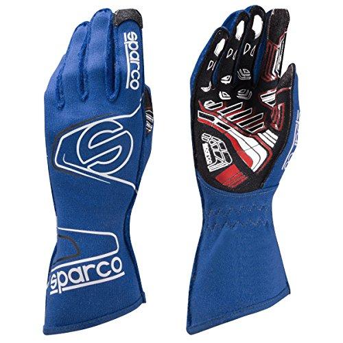 (Sparco Arrow KG-7.1 Evo Karting Gloves 002554 (Size: 10, Blue))