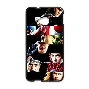 The Avengers SANDY0007285 Phone Back Case Customized Art Print Design Hard Shell Protection HTC One M7