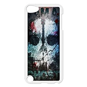 Custom Call of Duty Ghosts Ipod Touch 5 Cover Case, Call of Duty Ghosts Customized Phone Case for iPod Touch5 at Lzzcase