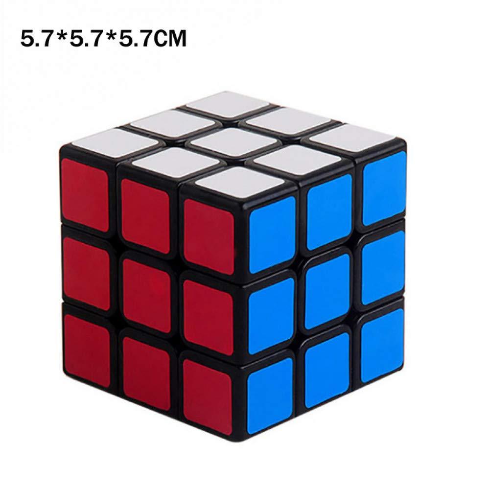NFHNBABO El Cubo De Rubik 3 Cm Llavero Cubo 3X3X3 Magia Anti ...
