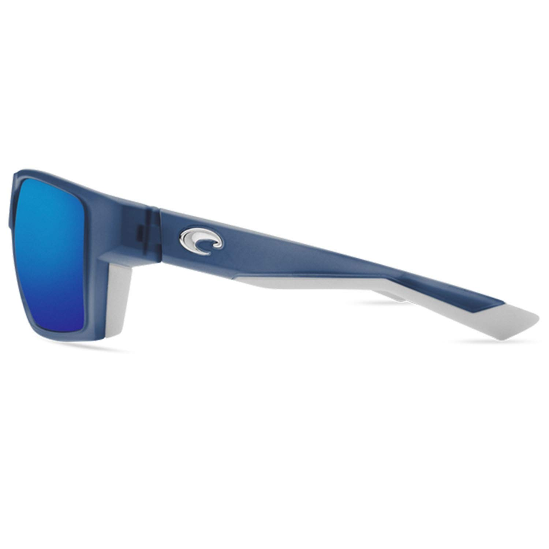 a29ef2a7857 Amazon.com  Costa Del Mar Costa Del Mar BLK193OBMGLP Bloke Blue Mirror 580G  Bahama Blue Fade Frame Bloke