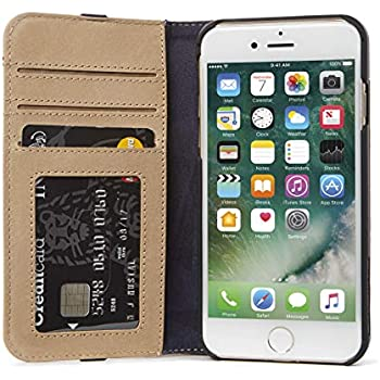 the latest 401dc 89944 Amazon.com: DECODED Premium Full-Grain Leather Wallet Case for ...