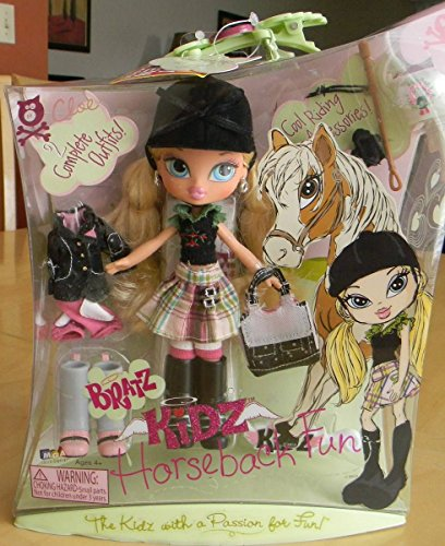 MGA Entertainment Bratz Kidz Horseback Fun- Cloe