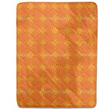 Dance of Spirals Fitted Sheet: Twin Luxury Microfiber, Soft, Breathable