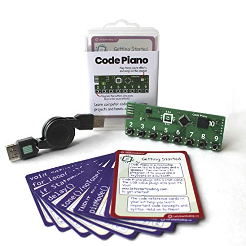 Bundle: Base Kit + Car + Rocket + Piano + Speaker | Coding Kits for Kids 8-12 | Bundle and Save! by Let's Start Coding (Image #3)