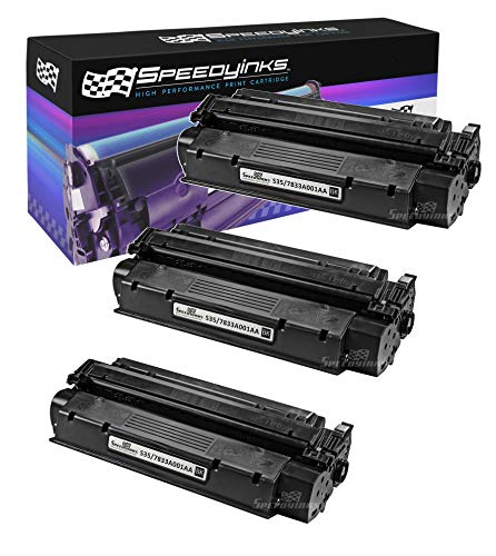 - Speedy Inks - 3pk Remanufactured Canon S35 S-35 7833A001AA Toner Cartridge Replacement for Digital Copier ICD-340 ImageClass D320 D340 D383 Canon L170 FX-8