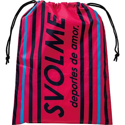 SVOLME(スボルメ) ストライプシューズ袋 171-26629