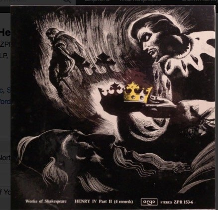 Dover - Henry Iv Part 2 Box Lp Set - Zortam Music
