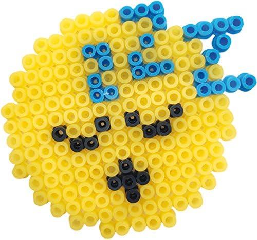 SES 06231 midi Bügelperlen Set EMOTICONS Emoji Kleine Geschenkpackung