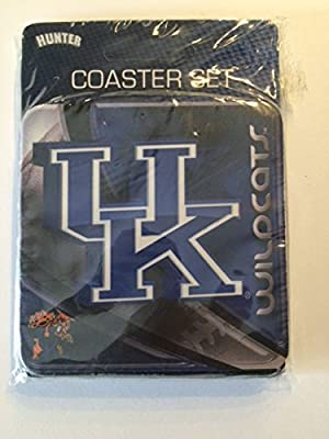 Kentucky University Team Logo Neoprene Coaster Set (-4-pack)