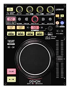 Denon DJ DN-SC2000 Single 2 Deck MIDI Controller