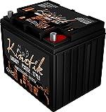 Kinetik HC1200-REV 1200W 12V Power Cell Battery, 1 Pack