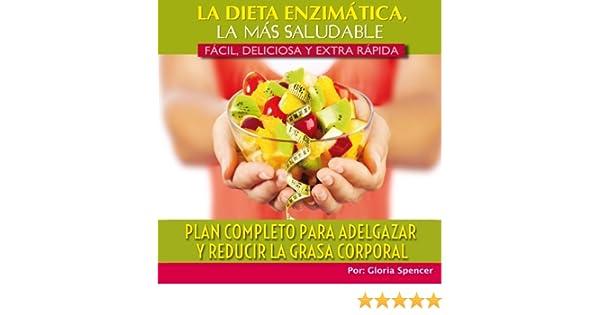 La Dieta Enzimática: La Más Saludable (Blanco y Negro) (Spanish ...