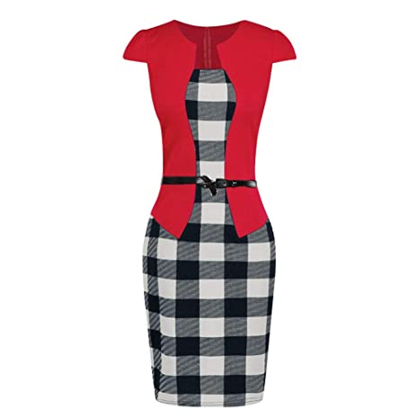 4dc8766f69c Copercn Women s Ladies Solid Color O-Neck Cap-Sleeve Cardigan T-Shirt  Patchwork