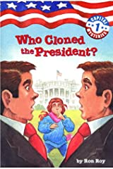 Capital Mysteries #1: Who Cloned the President? Kindle Edition