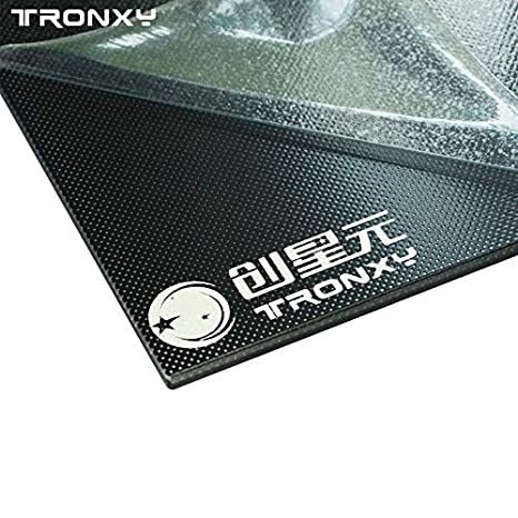 Amazon.com: Zamtac Tronxy? 2202204mm Lattice Glass Hot Bed Plate Heated Bed Platform for 3D Printer: Industrial & Scientific