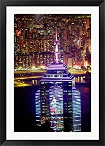 Amazon com: Hong Kong from Victoria Peak with The Center