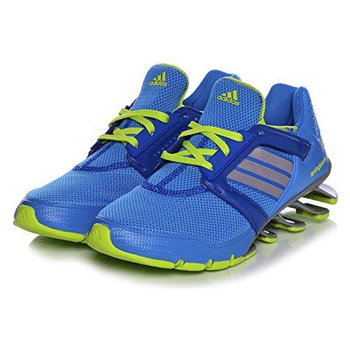 ... da Blau Adidas uomo corsa adidas force Springblade E Scarpe gvwwFUXq